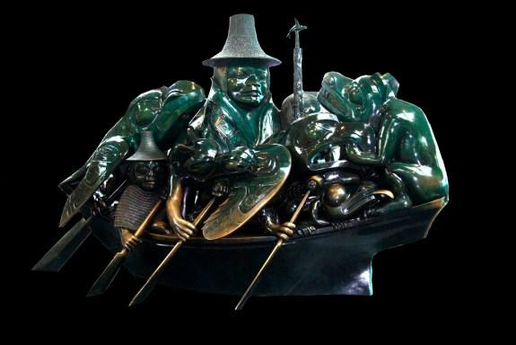 """The Spirit of Haida Gwaii"" - The Jade Canoe"