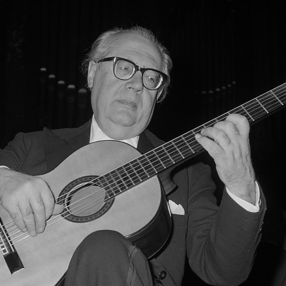 Andres Segovia in Concert, November 1962