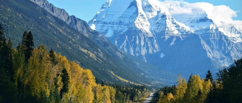 Mount Robson, Canadian Rockies