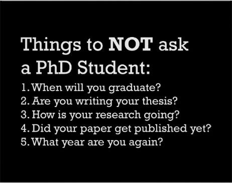 10 memes relate to PhD students - Careers   siliconrepublic.com ...