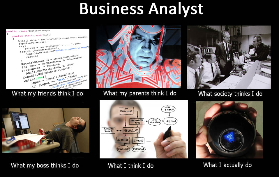 10 Memes Just For Business Analysts Careers Siliconrepublic Com Ireland S Technology News Service
