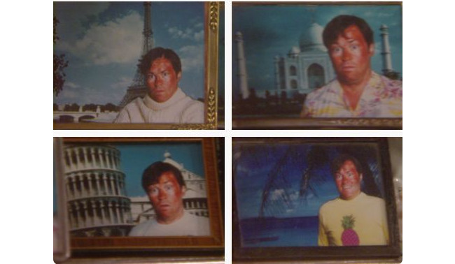 Fr Dougal McGuire selfie