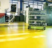 Machine Shop Flooring - Mechanism Engineering Floors | Silikal
