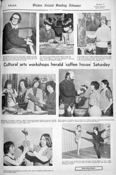 Historic pages from the Staten Island Advance: January 6. 1974 - silive.com