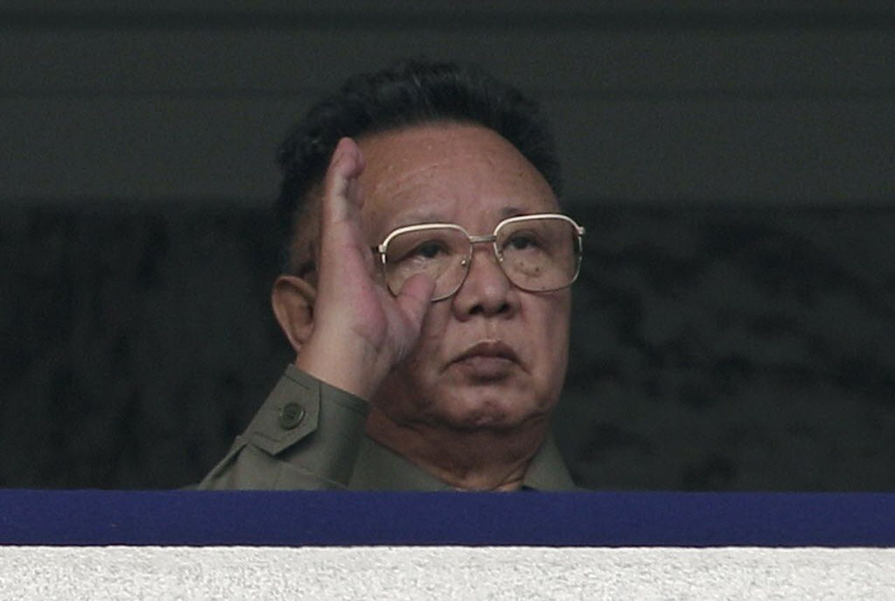 North Korean dictator. Kim Jong il. has died: A.M. News Links - silive.com