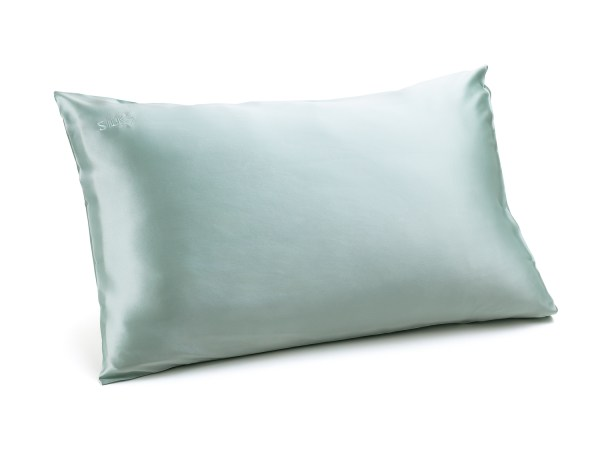 Mint Silk Pillowcase