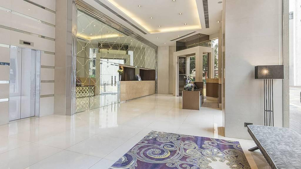 Hotels near Tsim Sha Tsui   Location of Silka Seaview Hong Kong