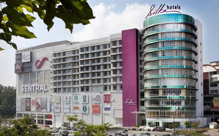Hotels Near Petronas Towers Location Of Silka Cheras In