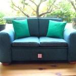 hand made dolls sofa settee couch BJD american doll michaelstolze silkandart