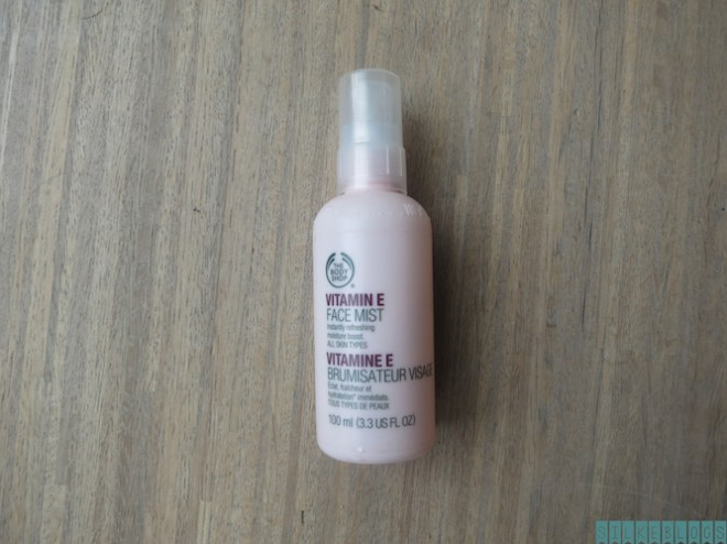 Favorieten oktober 2014 Vitamine E spray