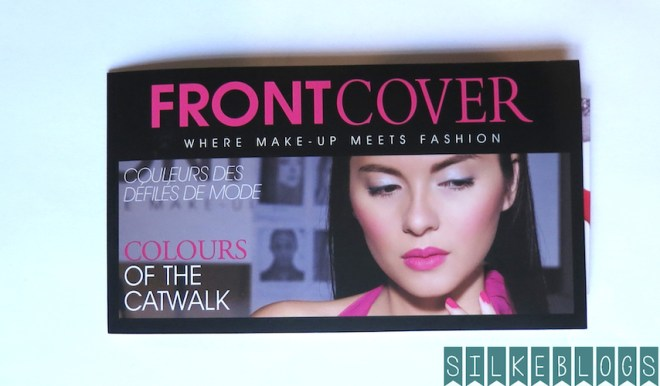 Front Cover Colours of the Catwalk
