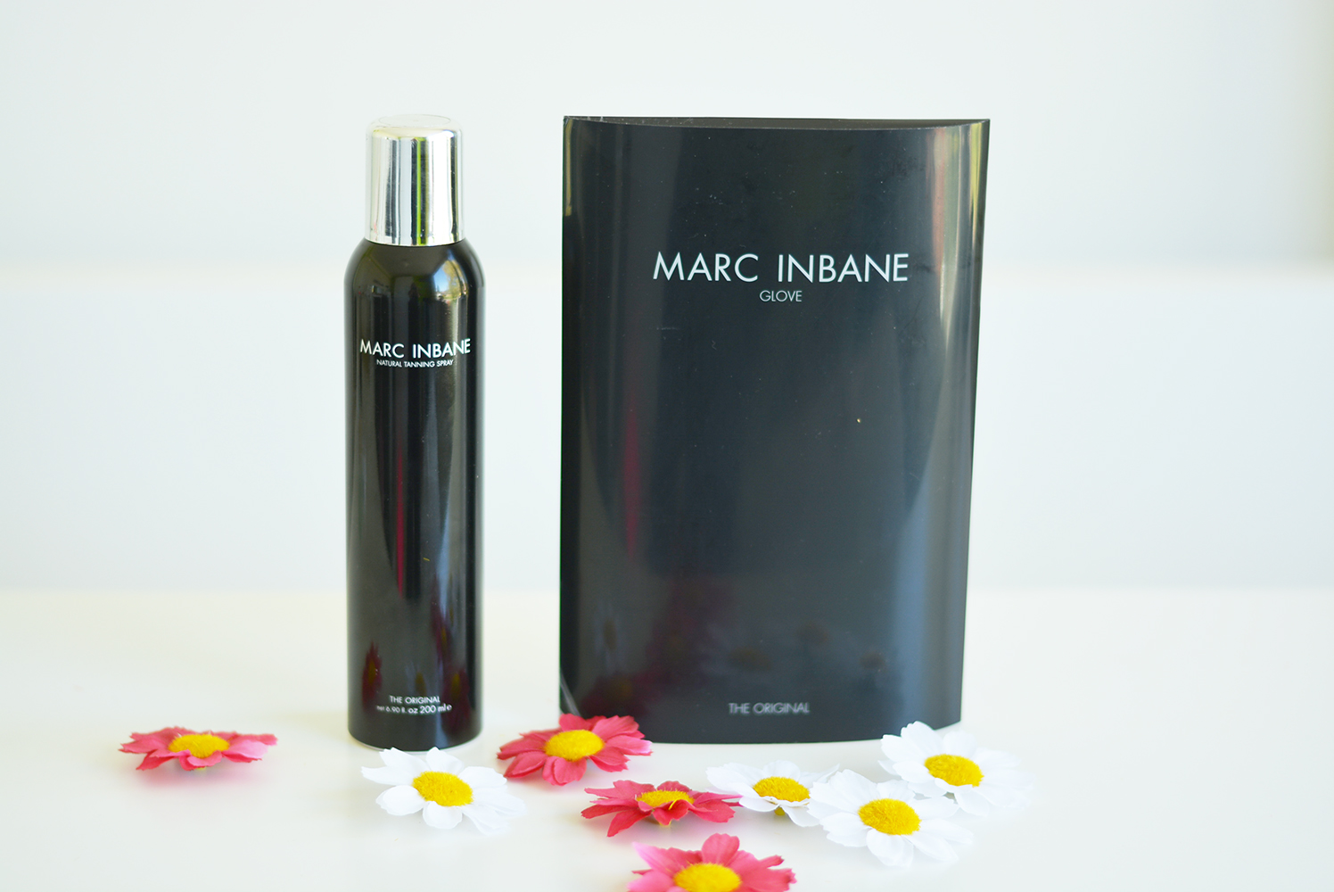 Marc Inbane Natural Tanning Spray + Glove