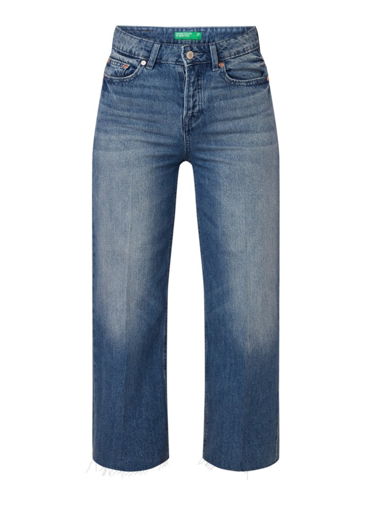 Cropped jeans Benetton