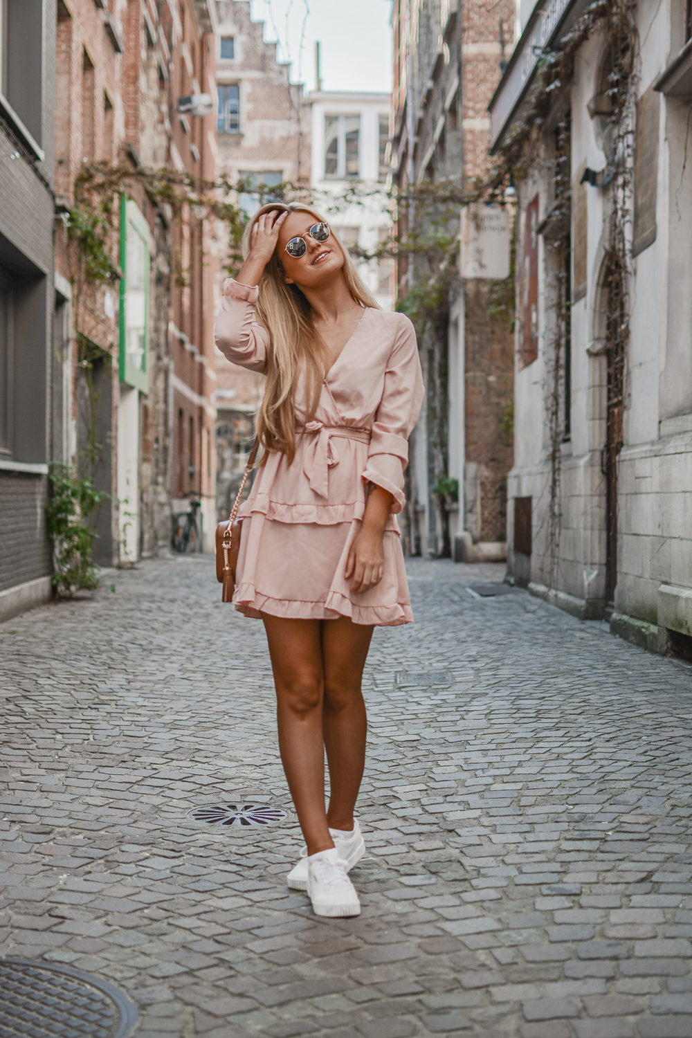 Outfit: Yes to the Pink Dress