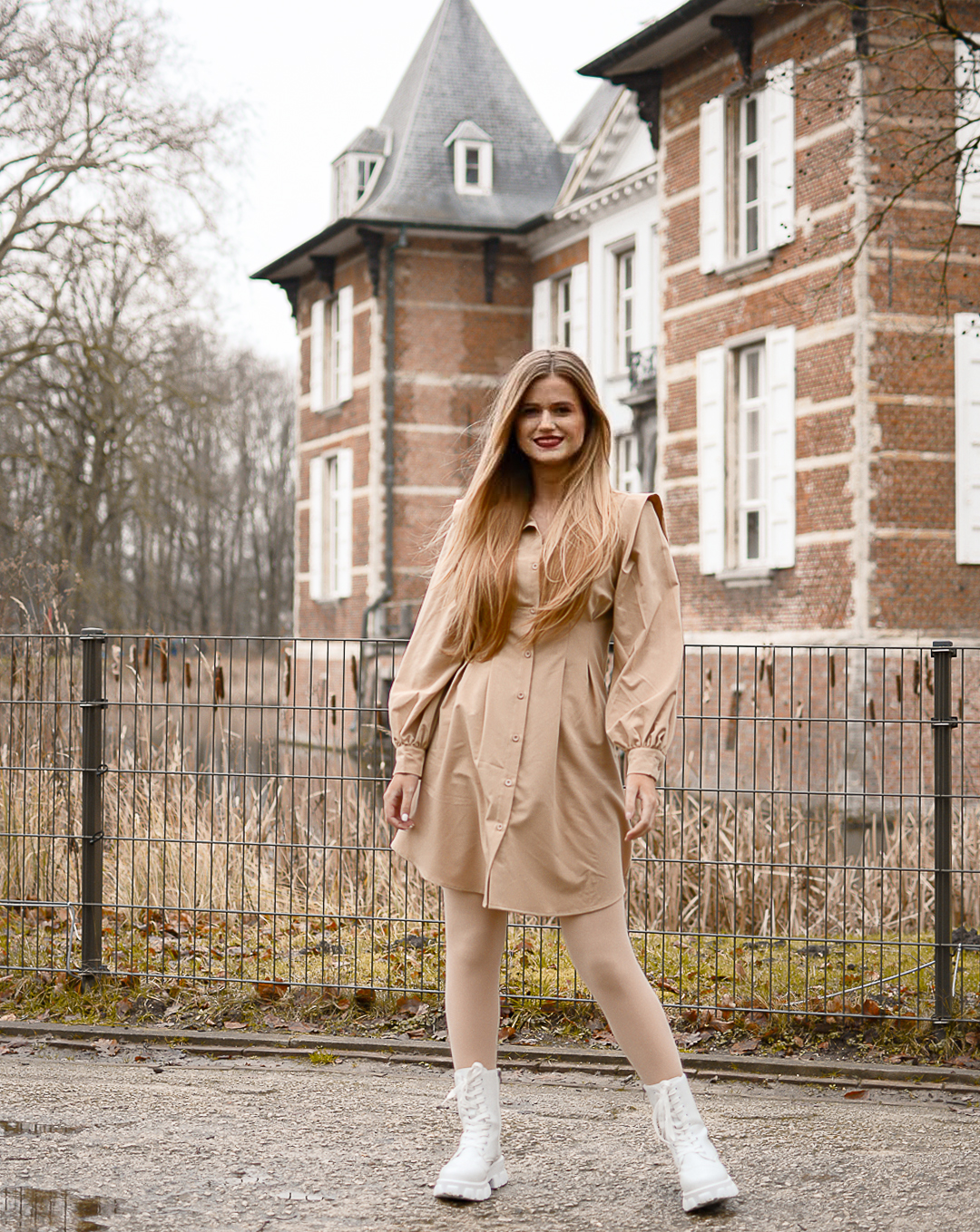 Outfit: A Walk in the Park