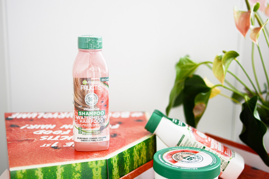 Garnier Fructis Hair Food Watermelon