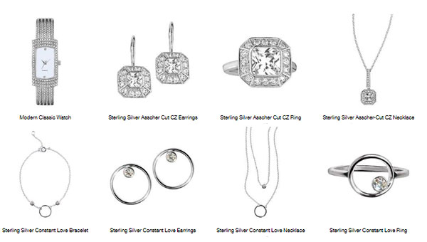 Sterling Silver Jewelry by Avon