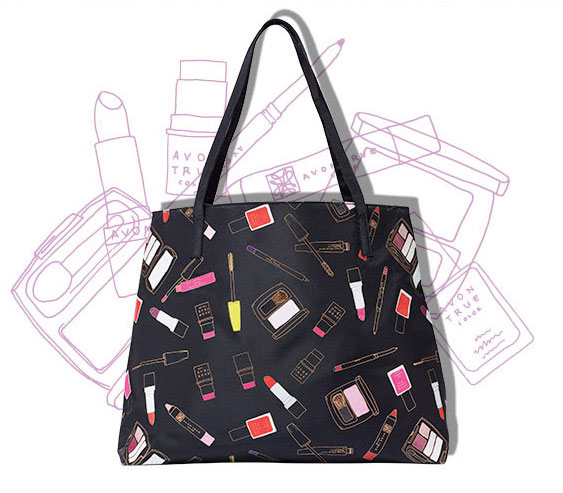 Travel Carry All Bag By Avon