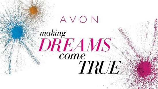 Sell Avon and Make Your Dreams Come True