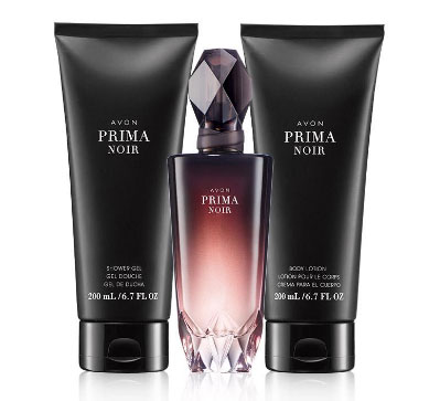 Prima perfume for night by Avon