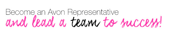 Become an Avon Rep and lead a team to success!