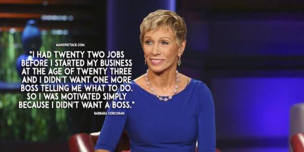 Barbara Corcoran guest speaker at Avon's 2018 network marketing convention