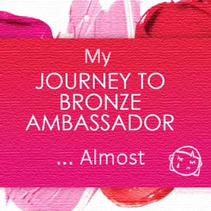 How I almost made Bronze Ambassador with Avon