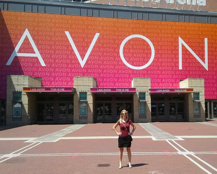 I am Avon... This is me.