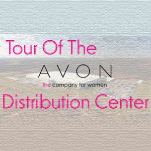 Tour of the Avon warehouse in Ohio