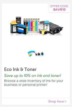 Save on Ink with Avon Perks