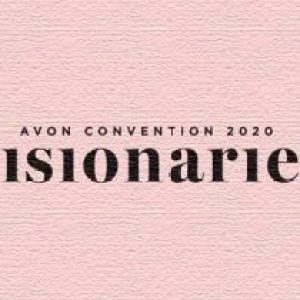 Sign up for the 2020 Avon Convention