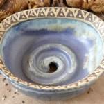 Keramik-Wandseifenschale
