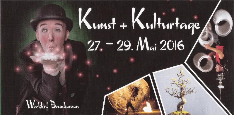 Kunst- und Kulturtage Brunkensen 2016