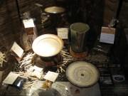 2008: Brunkensen / Silkeramik - Weihnachtsausstellung in der Galerie Sehenswert