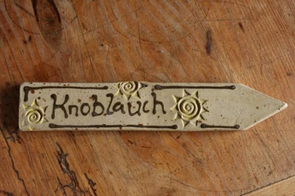 Pflanzstecker Knoblauch