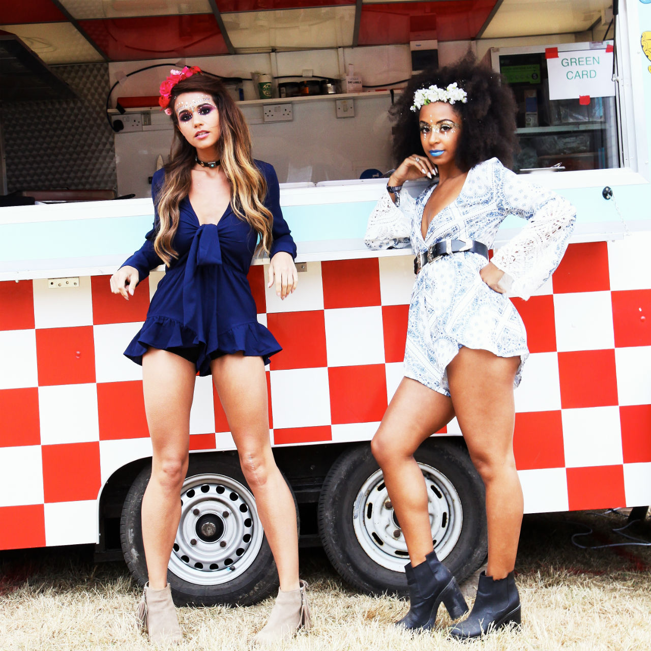 Festival Playsuits