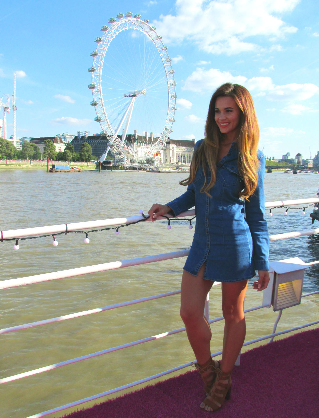 Look3 - Blog - London Eye