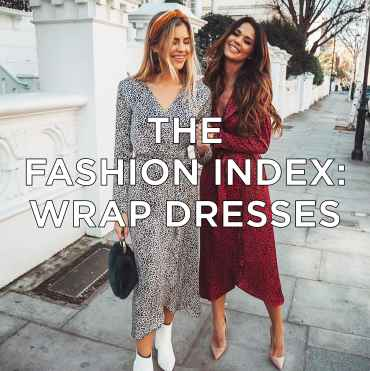 guide to wrap dresses