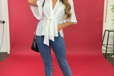 Is this the most flattering top ever?
