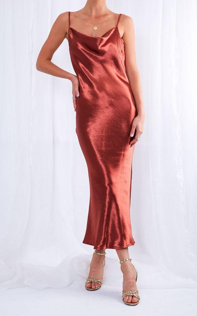 Midi dress for wedding
