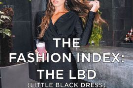 guide to the little black dress