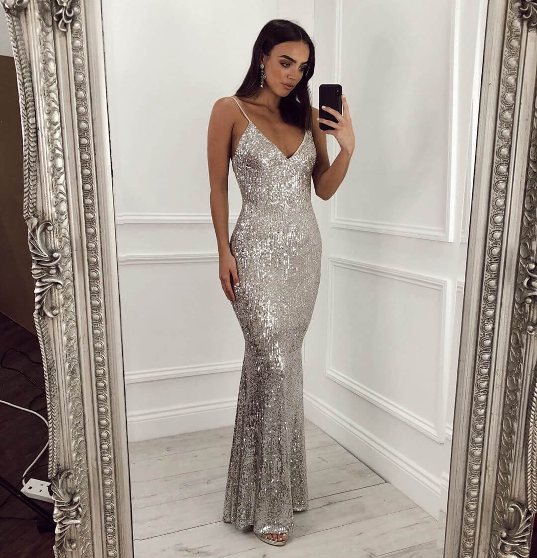 New Year's Eve Won't Feel Overrated In These Dresses