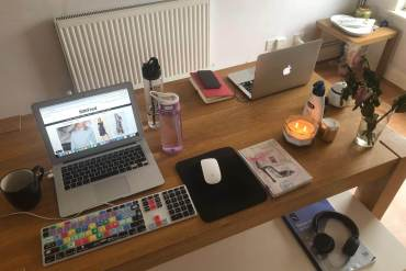 SilkFred Top Tips For Working At Home