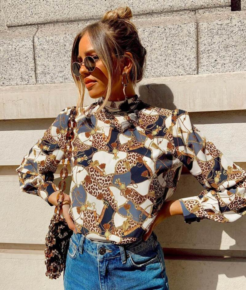 luna-leopard-chain-print-high-neck-blouse-with-pussybow_love