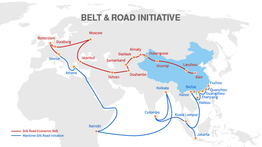 China's Soft Development Strategy for the Belt and Road Initiative