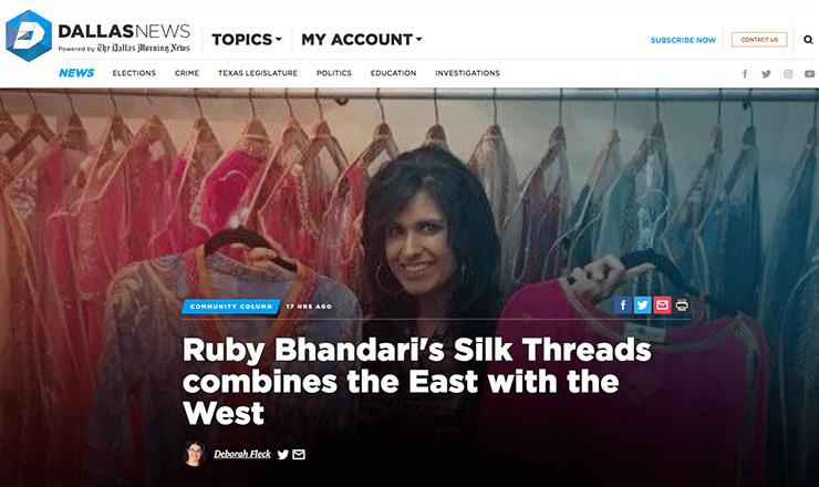 Dallas-morning-news-Silk-threads
