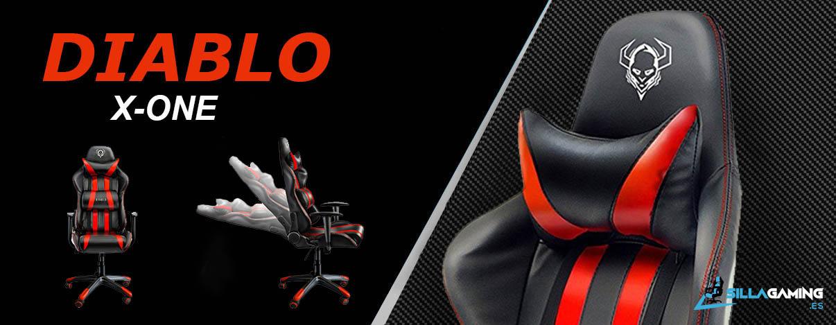 Diablo XOne  Anlisis  Silla Gaming  Diablo