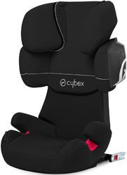 comprar mejor silla de coche 2 3 Amazon Cybex Solution x2 fix