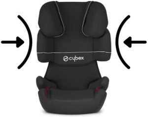 Silla de coche - Cybex Solution X Fix