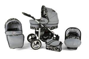 hogartrend modelo silver cochecito bebe